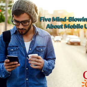 Five Mind-Blowing Facts About Mobile Users