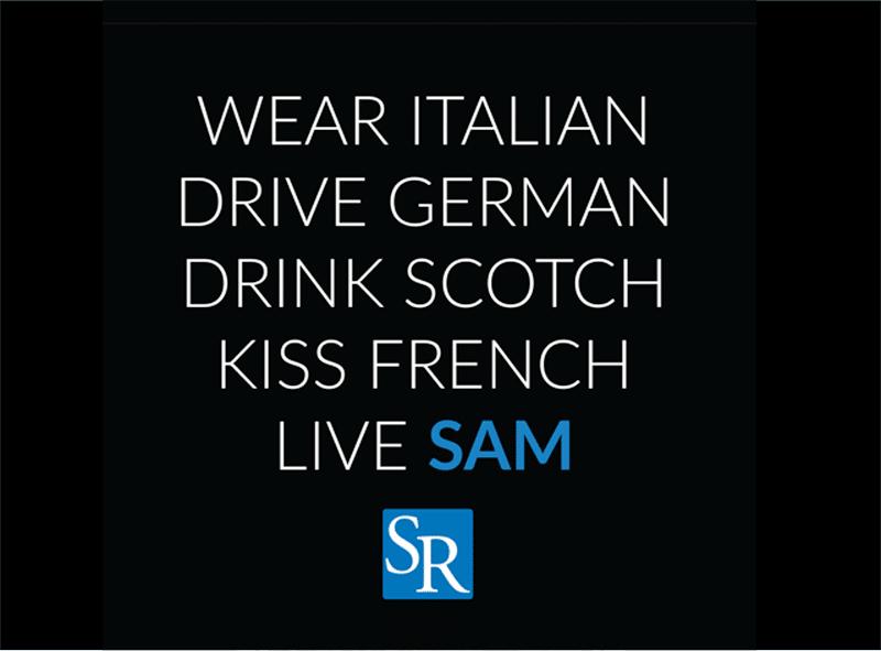 LIVE SAM