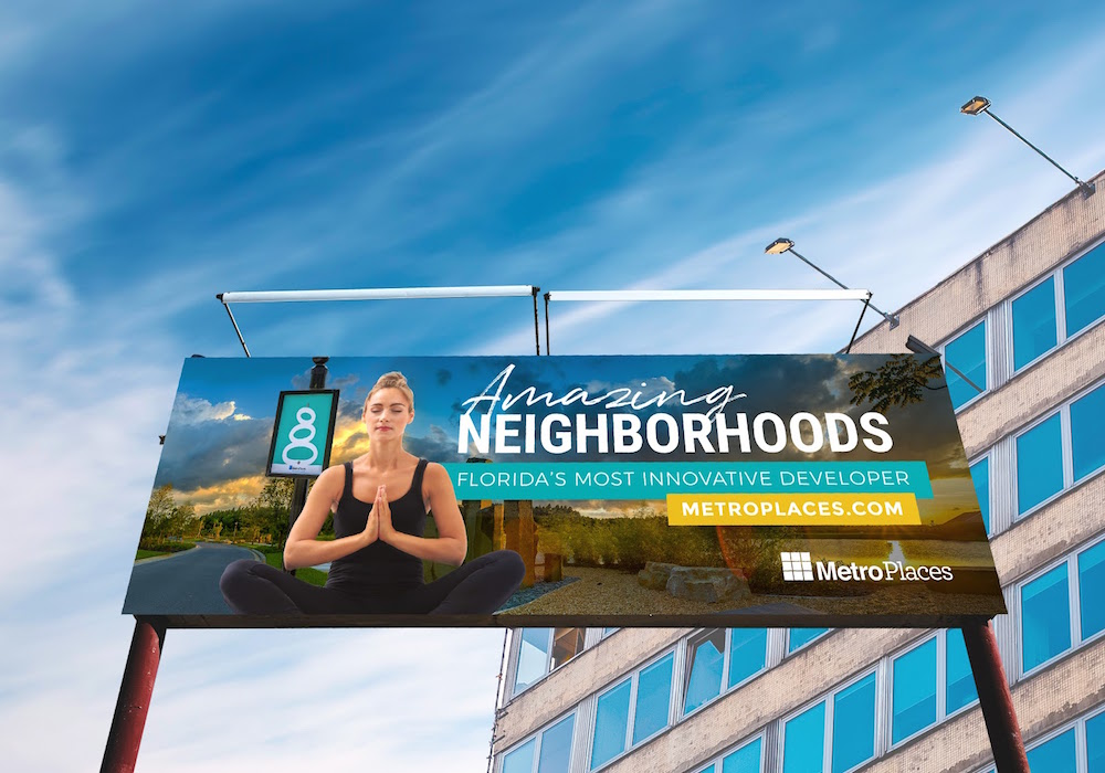 Metroverse - Zen Garden Billboard (1)